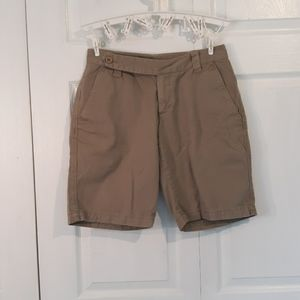 The North Face Cotton Beige Khaki Bermuda Shorts